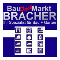 Banner Bracher Baufachmarkt
