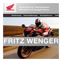 Banner Fritz Wenger
