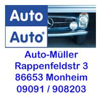 Banner Auto Müller