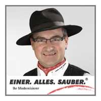 Banner Spenninger Einer Alles Sauber
